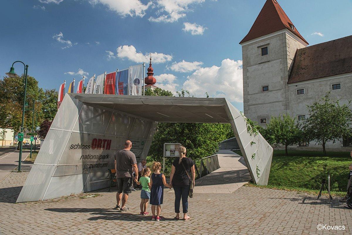 Diverses - Willkommen in Orth an der Donau